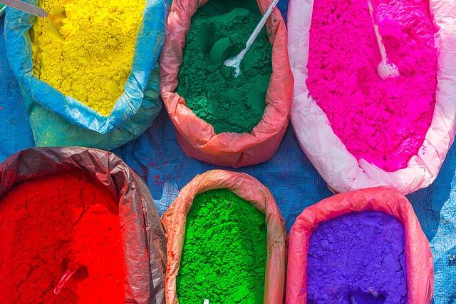 rodzaje farb proszkowych i zastosowanie